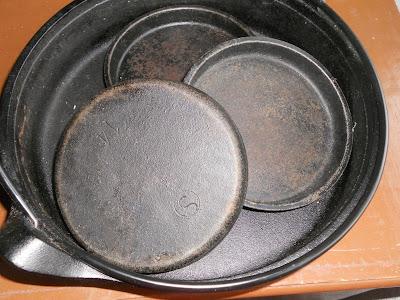 my cast iron skillet set